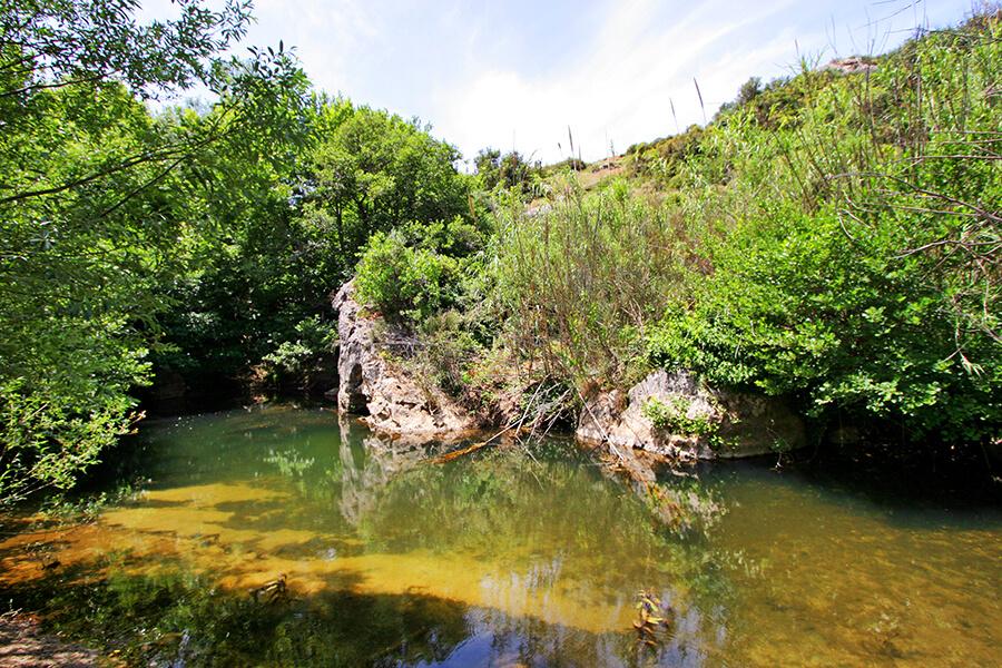 hiking in naxos