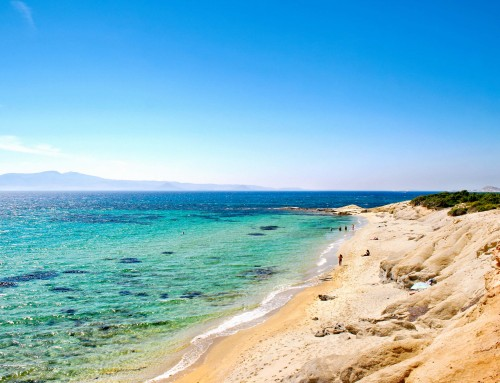 The 6+1 best Naxos beaches that will have you daydreaming