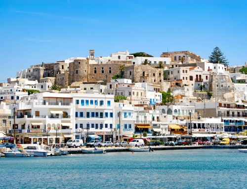 4 reasons why people love Naxos Chora