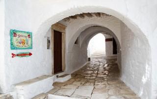 naxos village