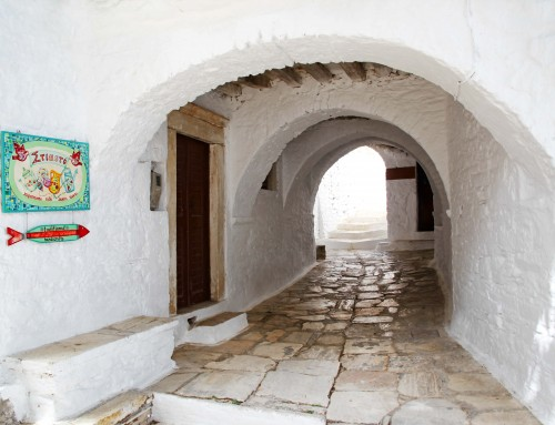 Naxos villages: A peek into the island's tradition