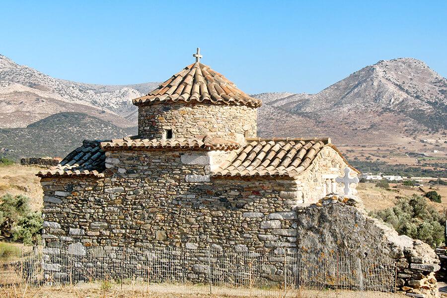 sangri village naxos